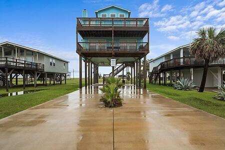 Sunset Paradise Found Treasure Island Freeport TX - Freeport
