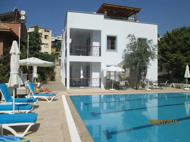Dawn Apartment in Beautiful Kalkan