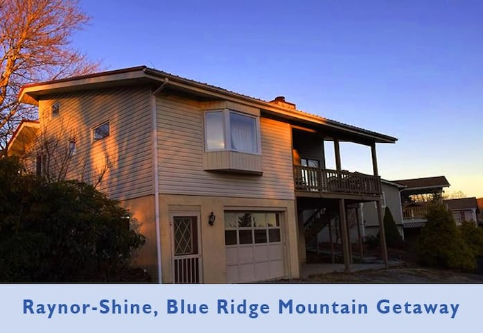 Blue Ridge Mountain Getaway