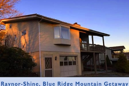 Blue Ridge Mountain Getaway - Newland