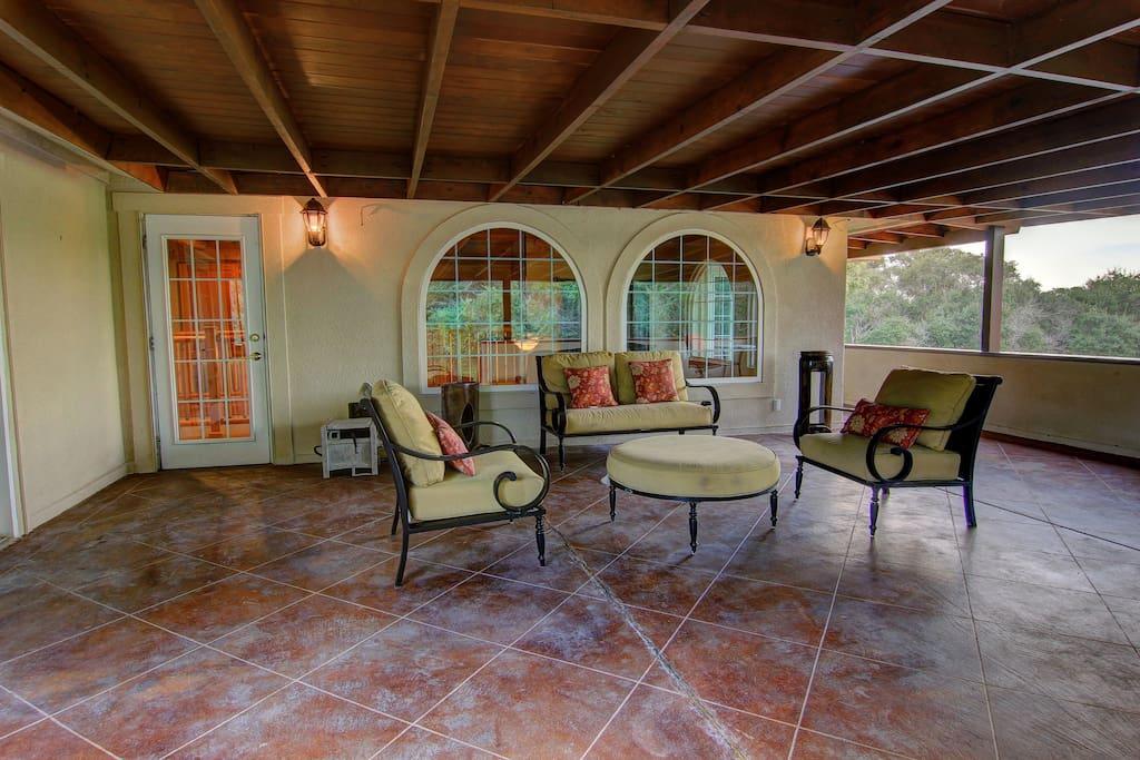 Palm oaks ranch 1521rp en rockport texas estados unidos for Texas ranch piani casa con portici