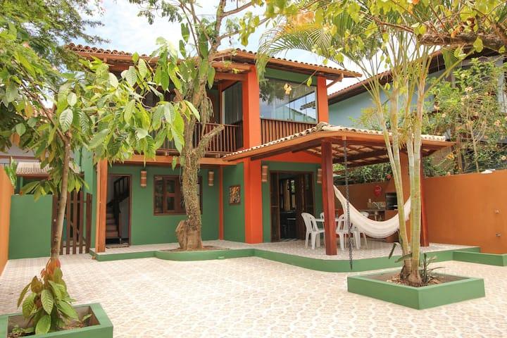 Casa Sempre Viva  - Conchas do Mar em Itacaré