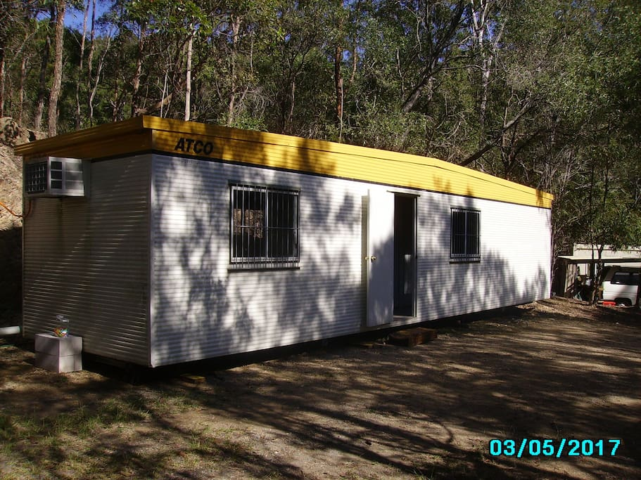 Tranquil acreage with birds and wallabies roaming free