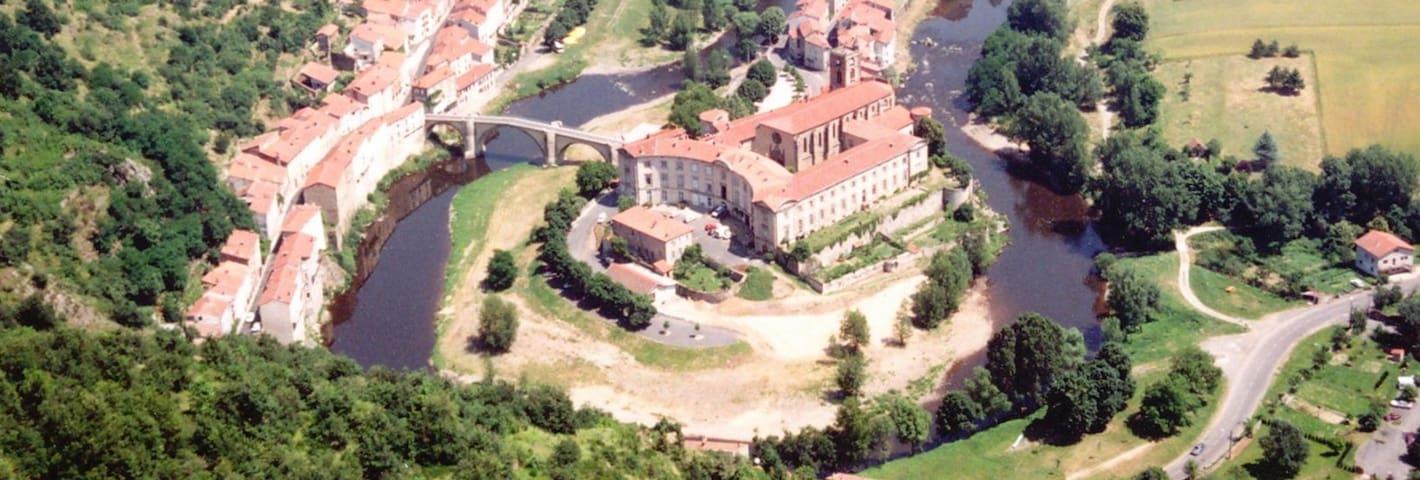 Grande Maison 250 m2 au coeur du Val d'Allier