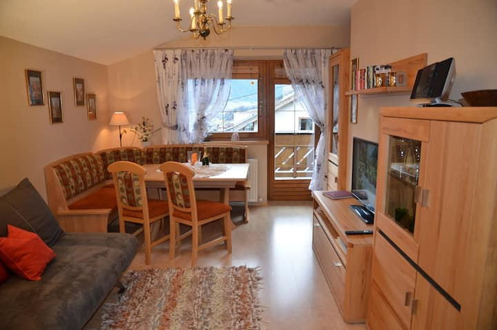 Holiday Apartment | 2 Bedrooms | Balcony | 70m²