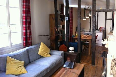 Appartement cosy centre historique - Vannes - Lägenhet
