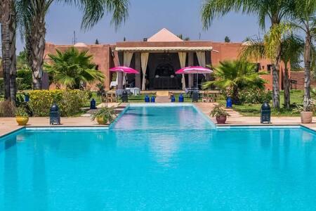 Villa Marrakech - Lahebichate - Villa