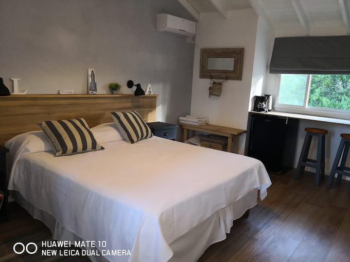 Encantadora habitación en suite