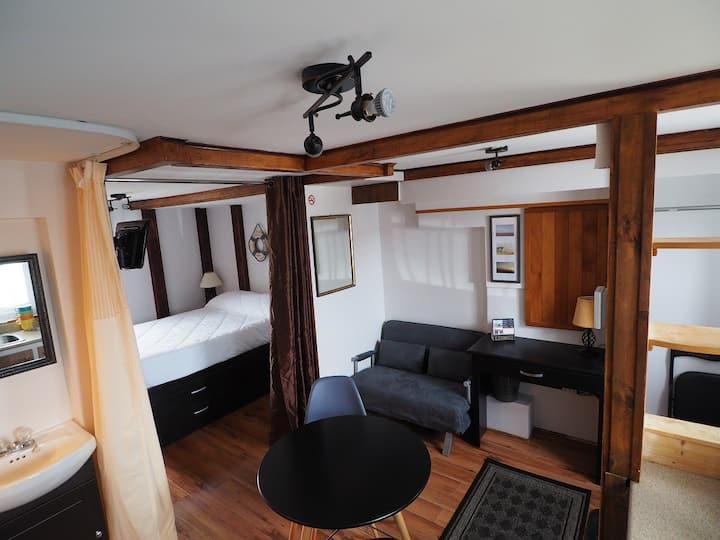 Studio-logement CITQ Établissement no 299592