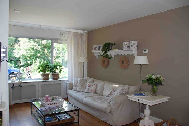 Be welcome in our cozy home (we speak italian)!