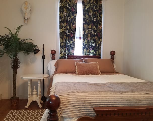 La Casita, 15 to 20 mins from French Quarter