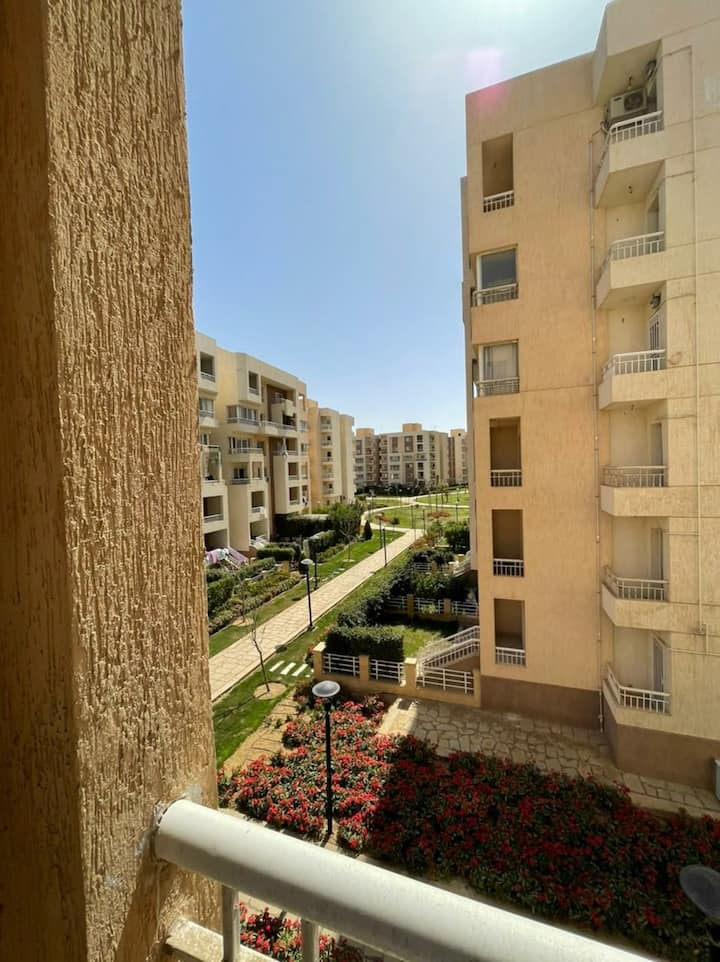 Modern Furnished 170 m2 with garden view