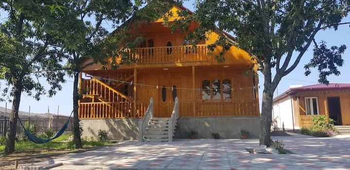 Nugo's House