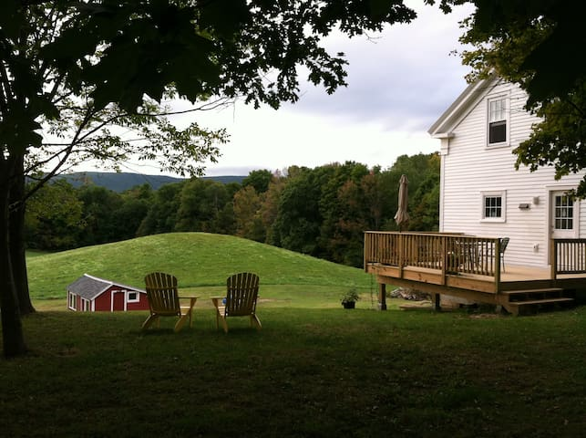 Studio Retreat - Bennington