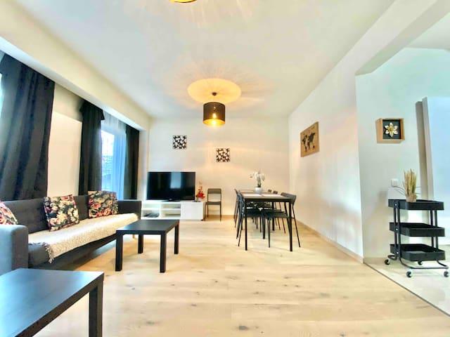 "Apartments ""Brial 1""."
