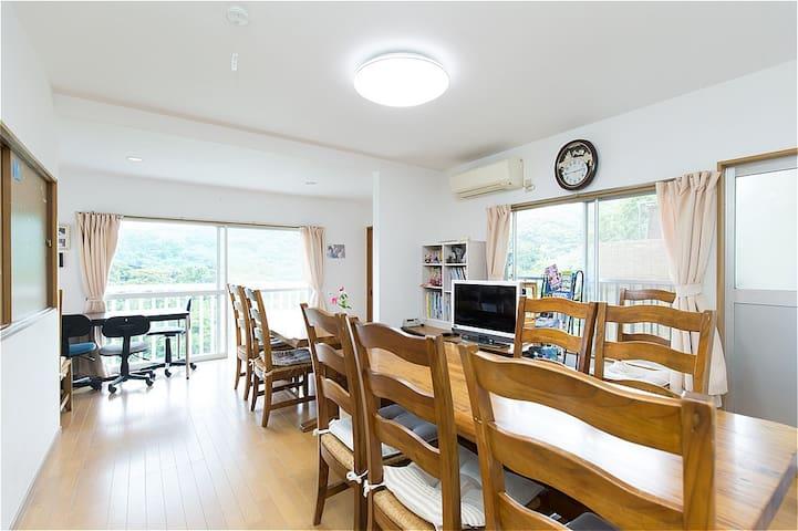 Shizuoka 270㎡!Nr ocean&hill tabl tennis room 14pax