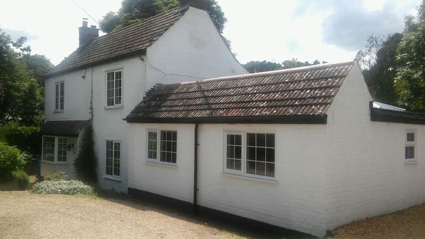 Oakwood Cottage - Tottenhill - Flat