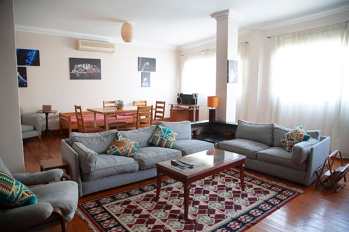 BEST LOCATED HIP APARTMENT IN CAIRO!!!