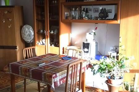 L'appartamento di Olga a 10 minuti dal mare