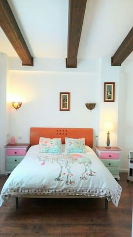 Habitación privada con aseo - Sax - Villa