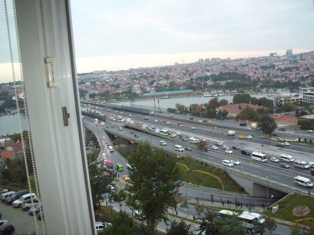 Beyoglu/Istanbul - Beyoğlu - Appartamento