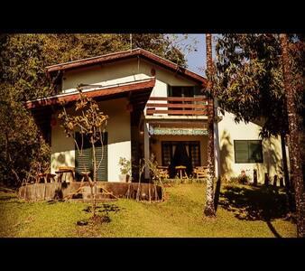 Estância Guapira Jamaca - Chapada dos Guimarães - Bed & Breakfast