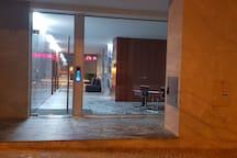 Entrada/atrium