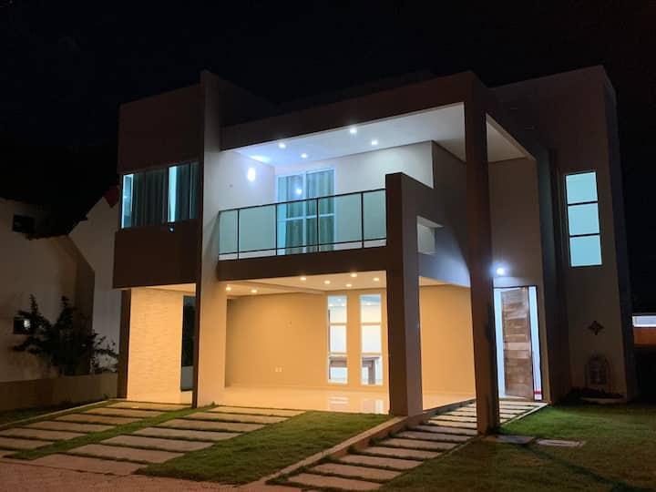 Casa em condomínio Águas da serra,Bananeiras-PB