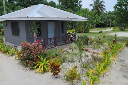 Cabin at Marateva Beach 2 - Lotofaga-uta - Гестхаус