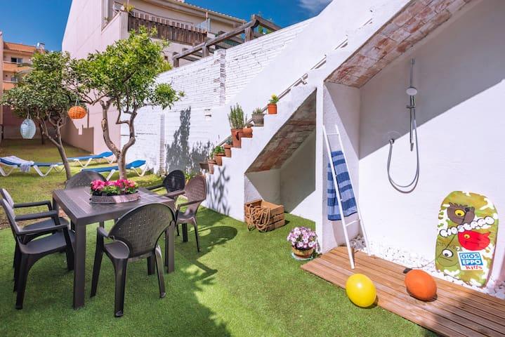 Casa de pueblo cerca de la playa - Malgrat de Mar - 獨棟