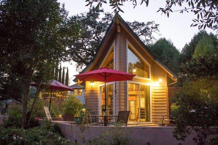 Sonoma Creek House