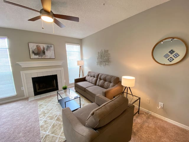 2 br/2 ba Central Tampa Apt w/ an Amazing View