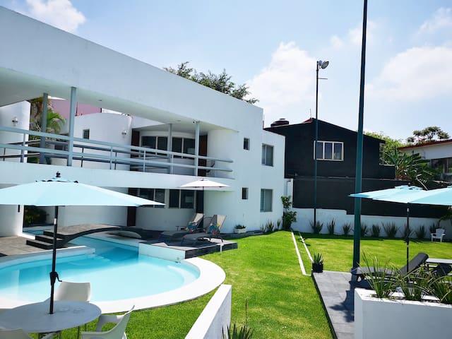 Suites de diseño contemporáneo en Cuernavaca (2)