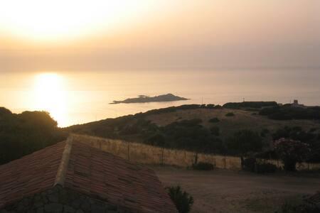 Costa Rossa (Isola Rossa) - Isola Rossa - Talo