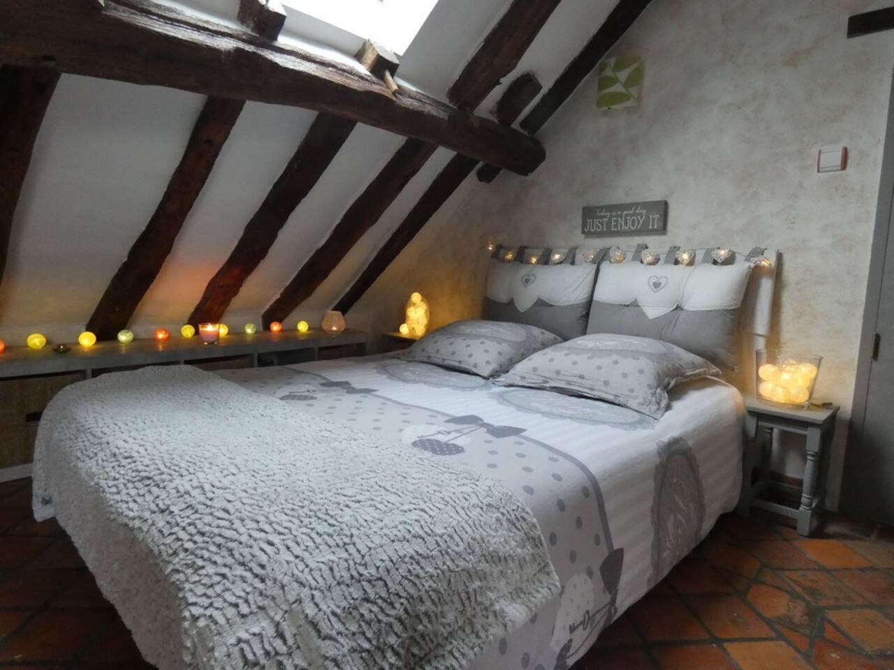 Chambre aux étoiles
