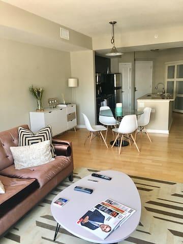 Luxury 2 Bedroom Apartment in Mt. Vernon Triangle - Washington - Appartement