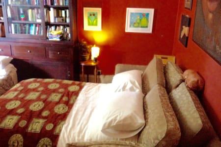 Lrge Vict Room sleeps 4 nr Stirling - Tillicoultry - Ev