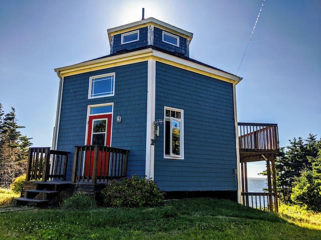 Cabot Coast: The Lighthouse