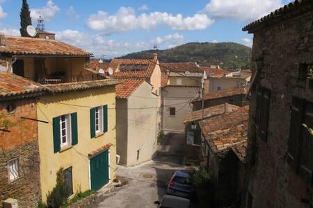 Villagehouse in La Garde Freinet - La Garde-Freinet