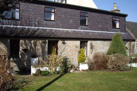 Spacious family, disabled and pet friendly cottage - Nairn - Haus