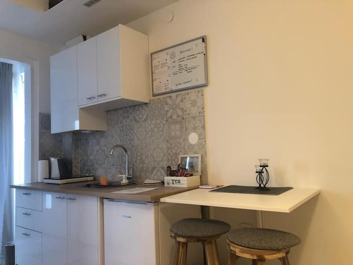Studio Apartment New Home