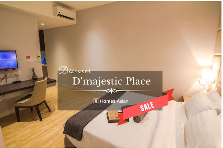 D'majestic Place by Homes Asian - Executive .D042