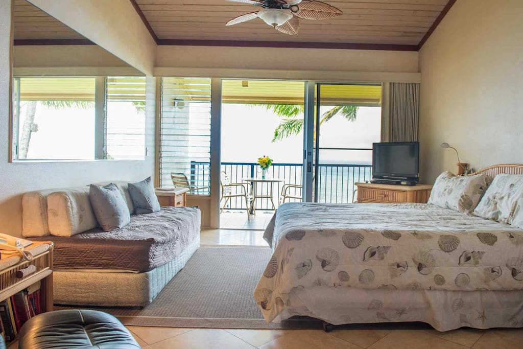 Studio with a view! - Napili Shores Resort