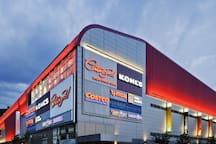 Rego Park Center Mall ( 10 min walk) costco, Century 21, Tj Max, Aldi, Petco, Ulta and more.
