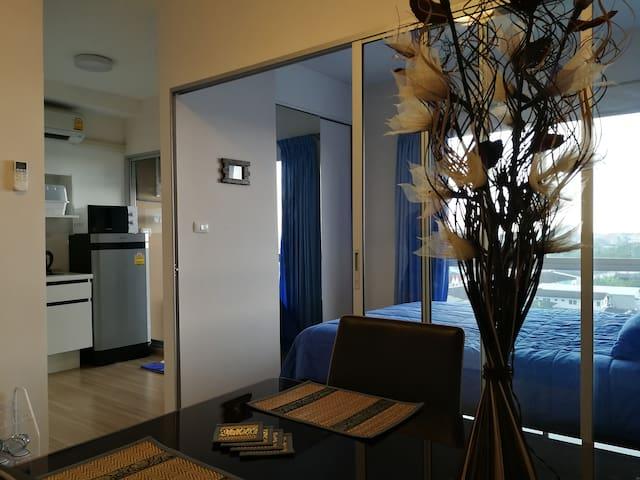 PLUM CONDO - Apartment für 2 Pers. - Bang Yai