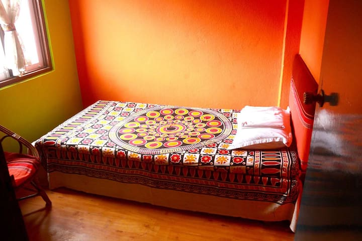 cute single room in Durbar square