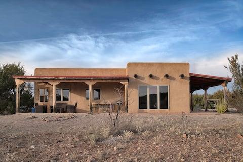 Guesthouse Las Palomas, Gila, NM.