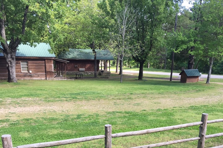 Cedarwood Cabin 1