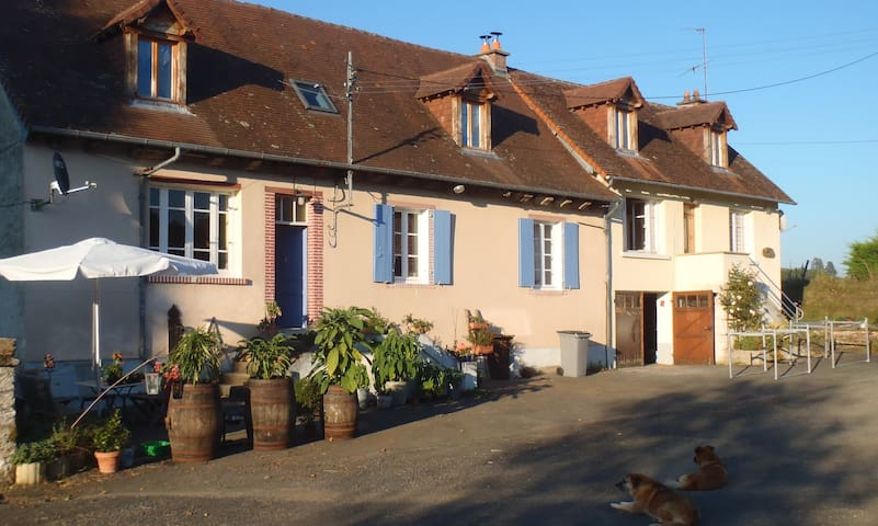 "Bed&Breakfast ""Les serfs de Laplaud"" - Glandon - Bed & Breakfast"