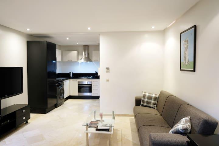 Moderne Appartement quartier Hivernage!